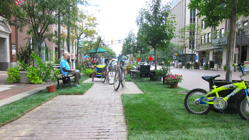 Playability in Action 6 - Parklets