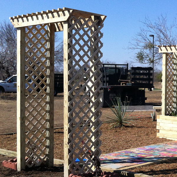 How To Build an Arbor