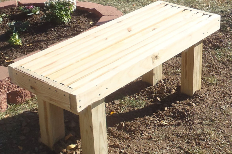 Awe Inspiring How To Build A Deck Bench Diy Play Projects Kaboom Gmtry Best Dining Table And Chair Ideas Images Gmtryco