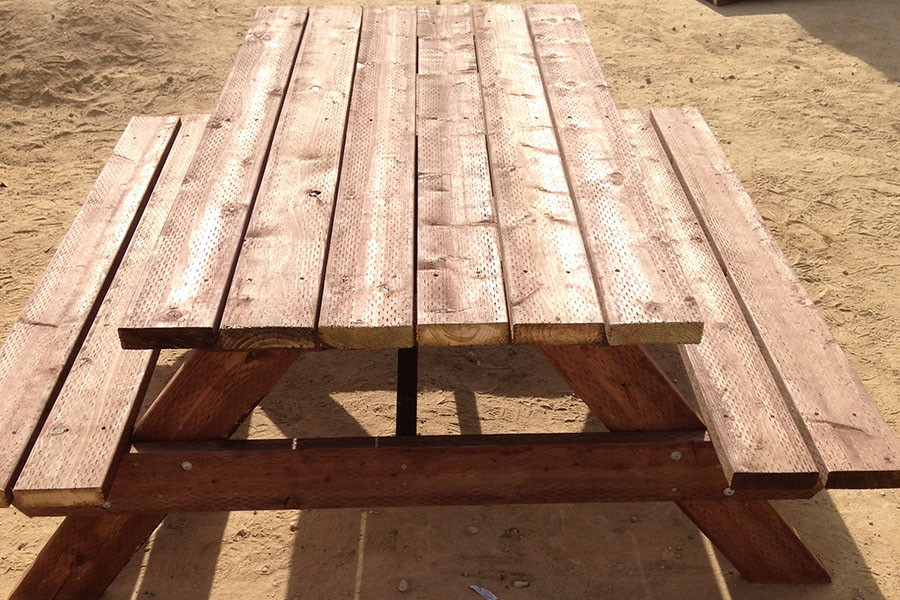 Adult Picnic Table 1