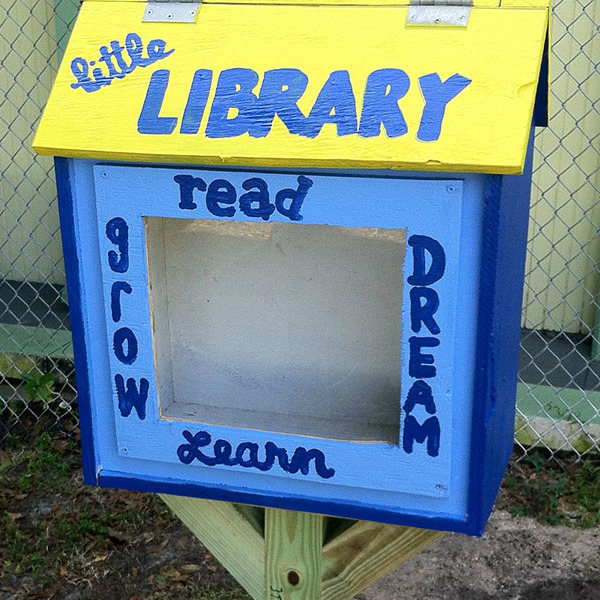 How to Build a Little Library