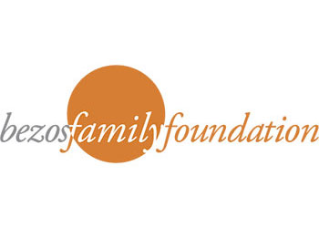 Bezos family foundation logo soup