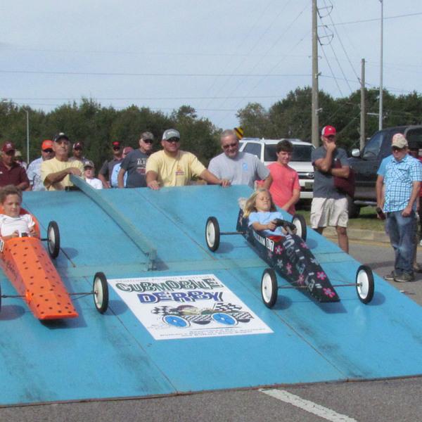 Dothan, Alabama Cubmobile Derby