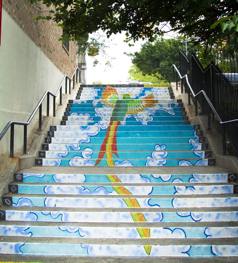 Bronx Steps for Health