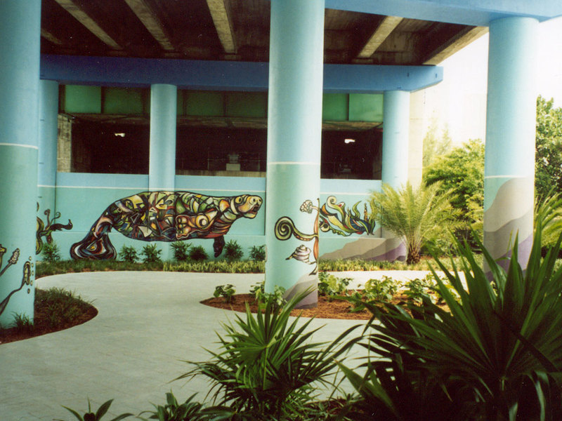 Little Havana Riverwalk Play Area