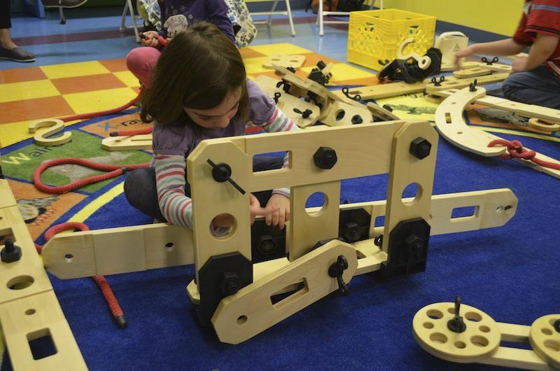 Rigamajig Testimonial - Engineers create their own simple machines