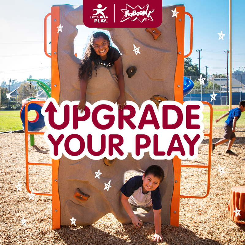 Upgrade Your Play!