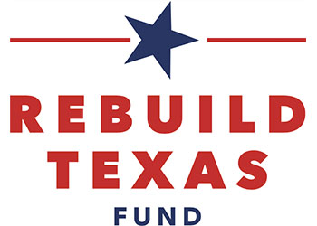 Rebuild Texas Fund logo