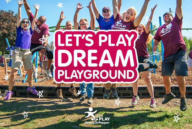 Make a video and get your community's Dream Playground