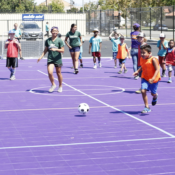 Multi Sports Courts Gallery 10