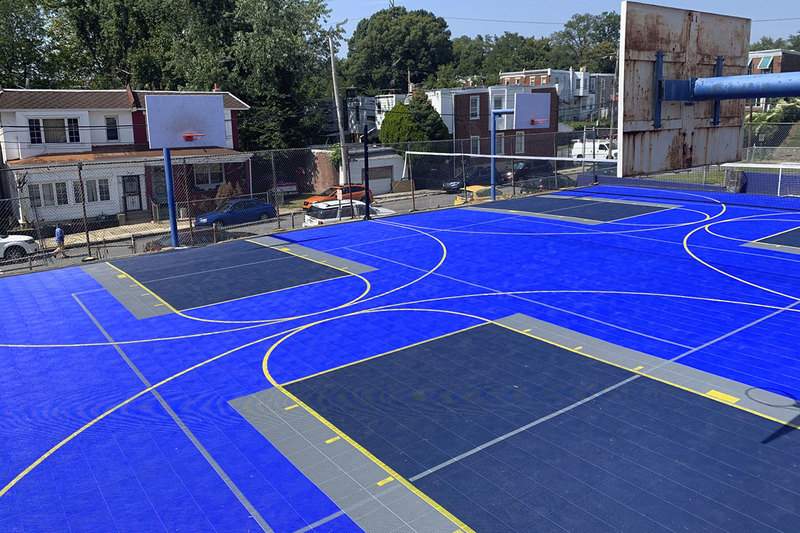 KABOOM! Multi-sport Court
